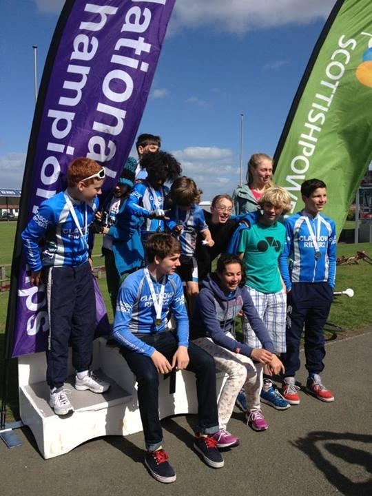 Scottish Crit Champs - Ingleston